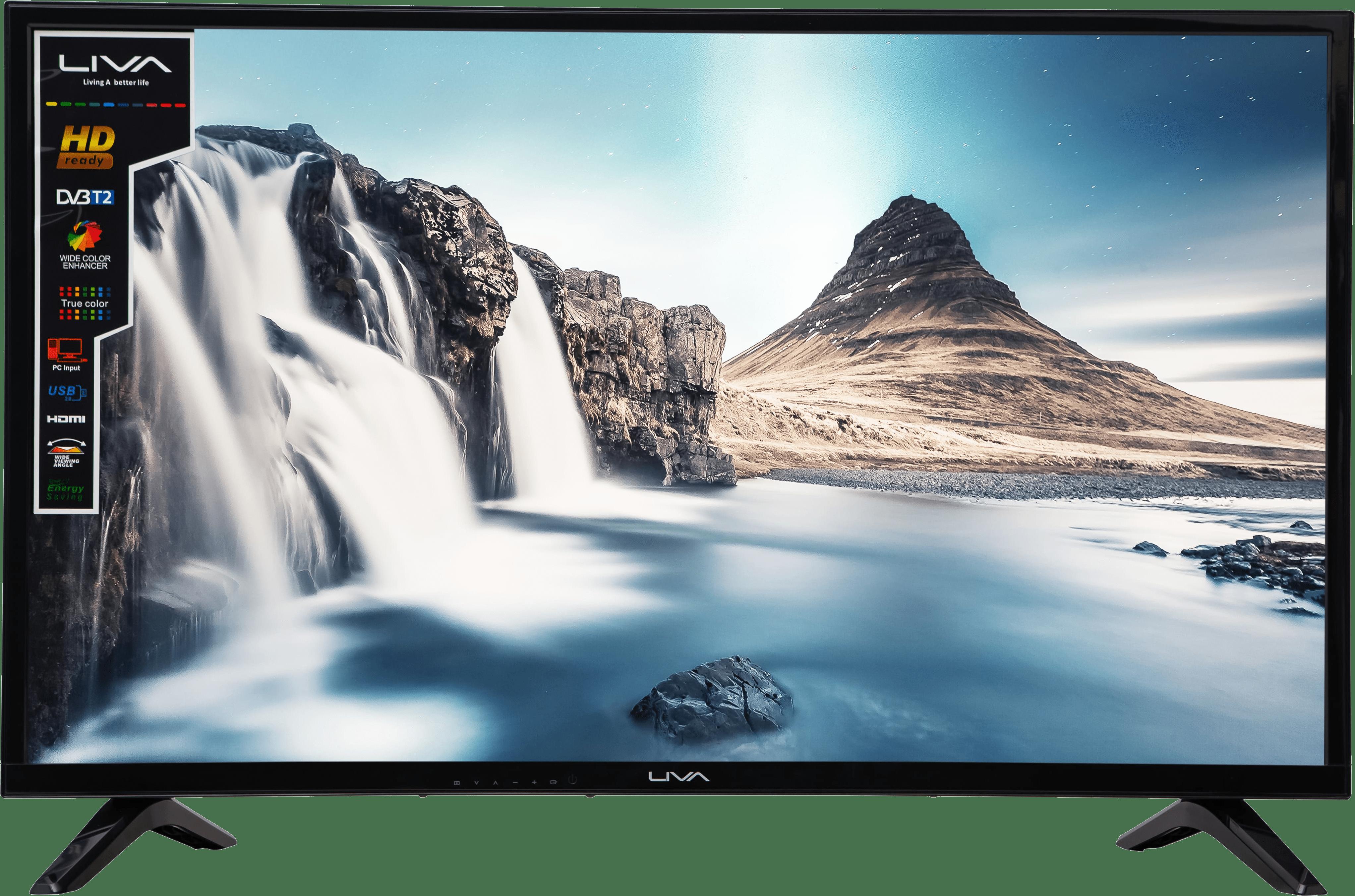 Tivi E32DM Flat DVB T2